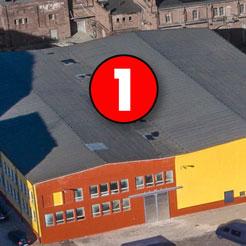 Nr. 1 – Grosse Halle