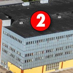 Nr. 2 – Hallen in 3 Geschossen