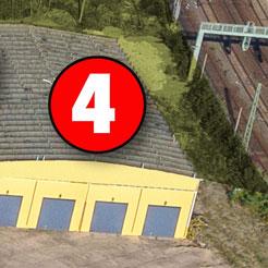 Nr. 4 – Halle an der Bahn