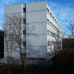 Gebäude Nr. 6 - SelfStorageSystem / Aktenlager
