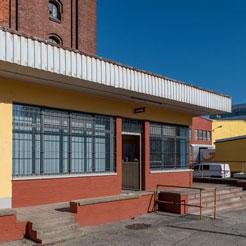 Gebäude Nr. 8 - Pförtnerhaus