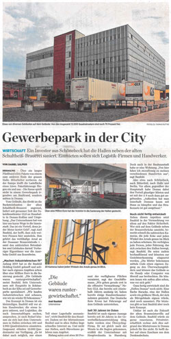 Artikel - 09.06.2020 - Gewerbepark in der City