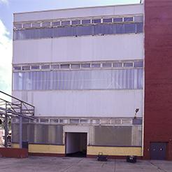 Halle Nr. 2a - Halle